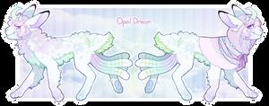 Opal Dream DTA + Custom Raffle (Closed)