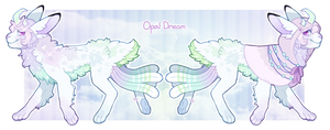 Opal Dream DTA + Custom Raffle (Closed) by Dogquest