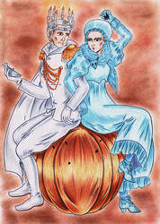 The Pumpkin by DraconsSon