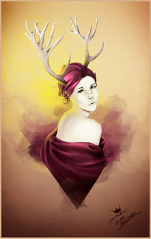 :: Queen of the Autumn Forest ::
