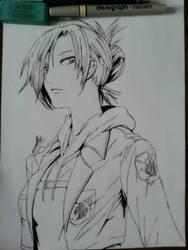 Annie by leoichimaru