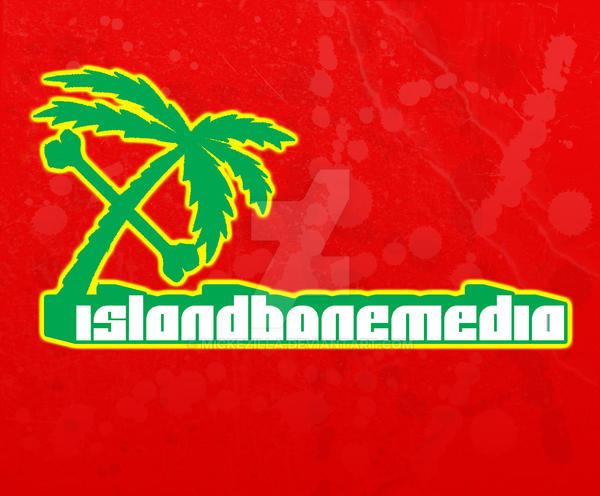 Island Bone logo commish by KirbBrimstone