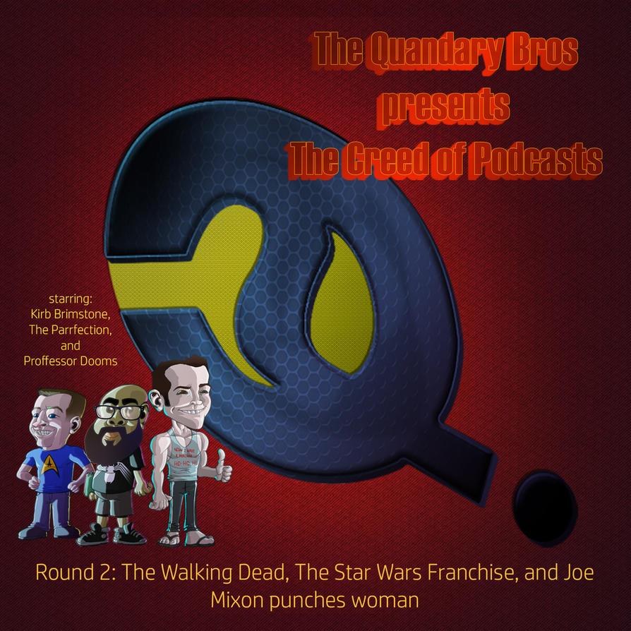 The Quandary Bro round 2 by KirbBrimstone