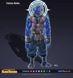 Fiatama Kenka (Ultra Vigor Caestial Oni)