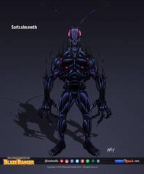 Sartsalmaveth - Character Sheet
