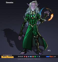 Elementus - Character Sheet