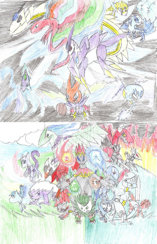 Gaellic Legends Vr.2 by YingYangHeart