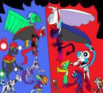 Legendary Fakemon Showdown