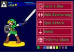 Smash Bros Delta-Link
