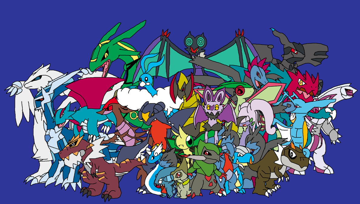 all time favorite pokemon dragon by yingyangheart on deviantart