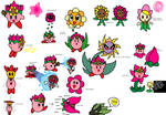 Flower Kirby