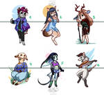 Adopts | Open 5\6