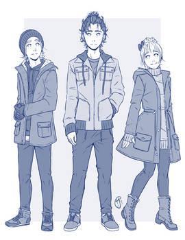 .:Winter clothes - EB:.