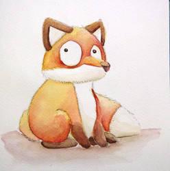 little fox by NuraRay