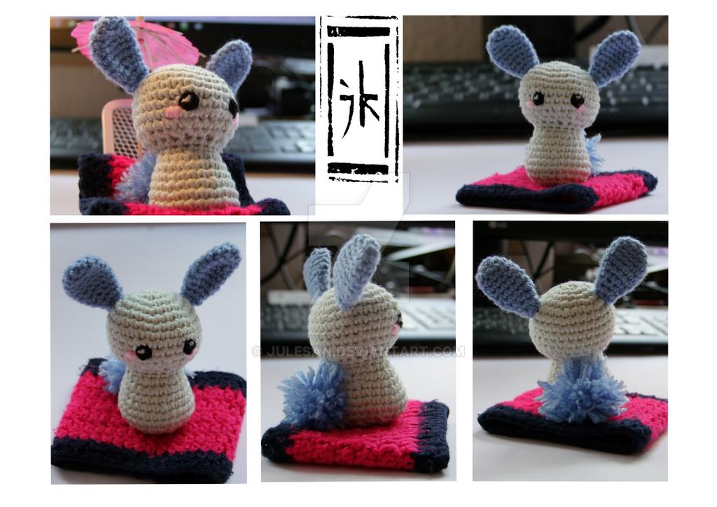 Hasigurumi | Rabbitgurumi by JuleSan