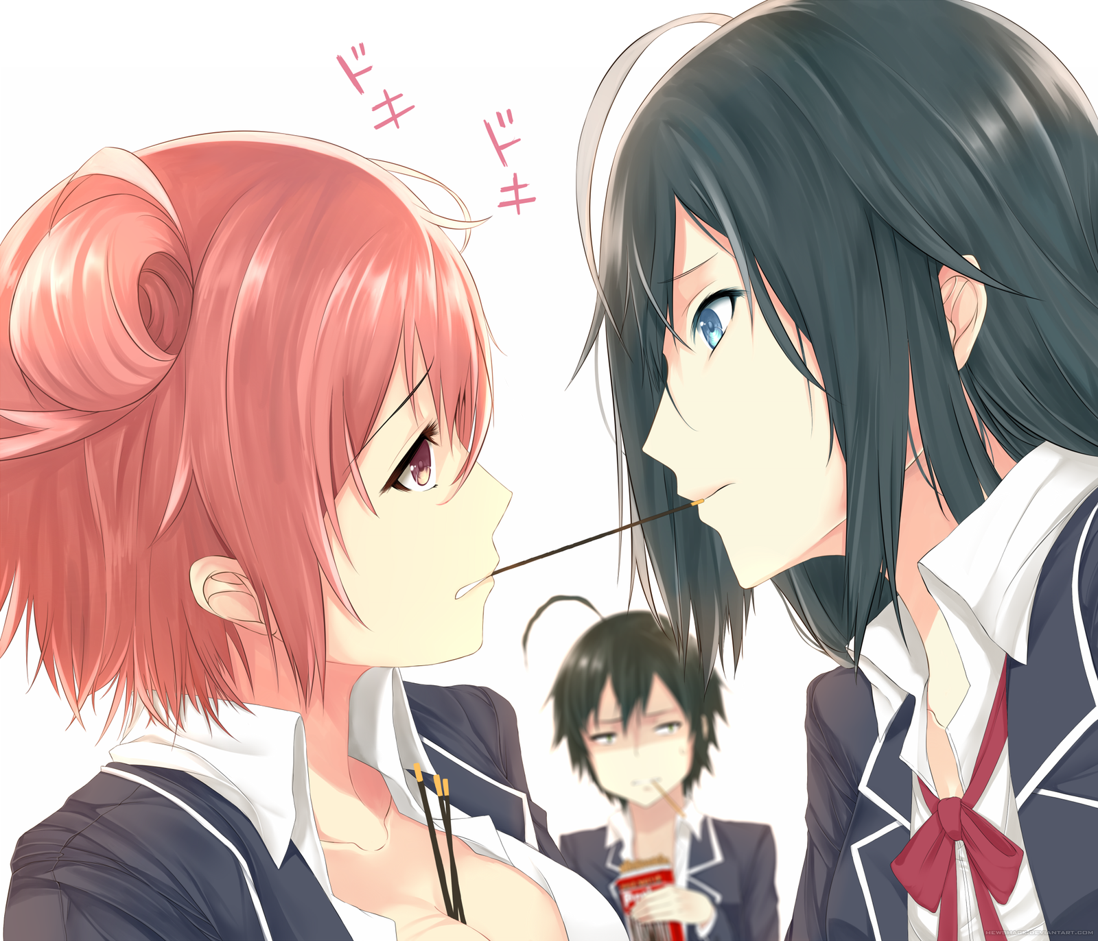 Let S Play A Game Called Pocky By Hews Hack On Deviantart