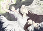 Monochrome Witches [Arabelle and Gretel]