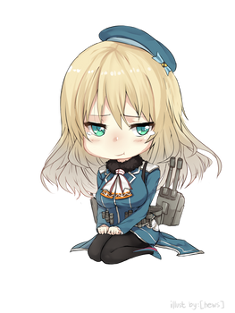 Cute Little Atago