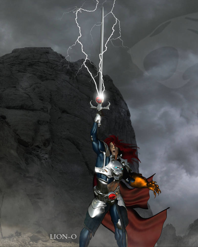 ThunderCat Chronicles: Lion-O by blackzig