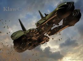 ThunderCat Chronicles: Klaw by blackzig