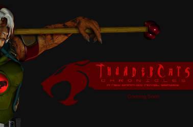 ThunderCats Chronicles- Tygra by blackzig