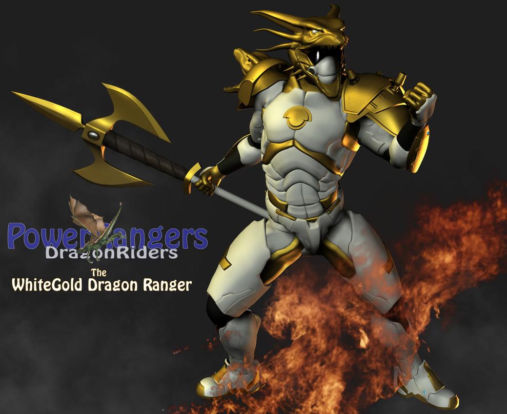 The White Dragonrider Ranger