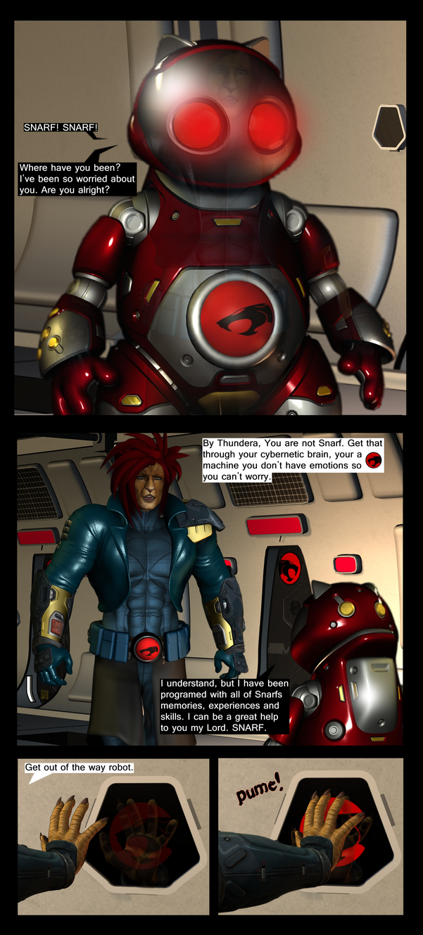 ThunderCats Chronicles B2. Pg18. by blackzig