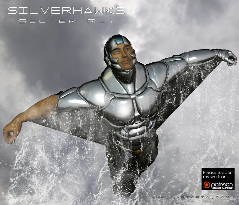 SilverRay by blackzig