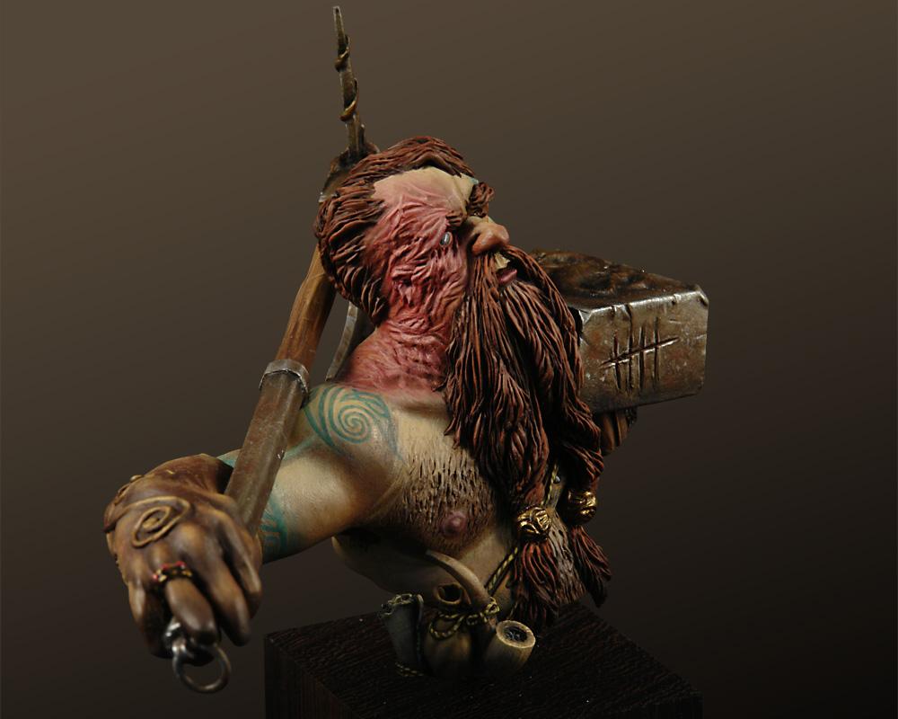 05 Dwarf Dragon Slayer by sbmaniac