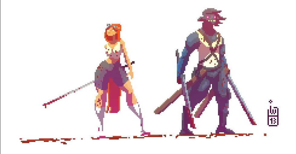 pixels by IgorWolski