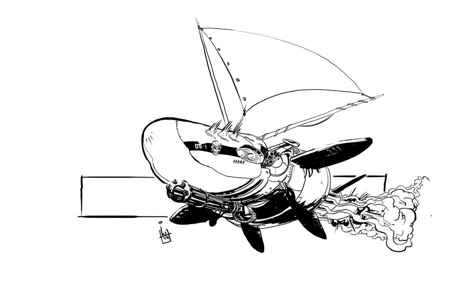 ship by IgorWolski