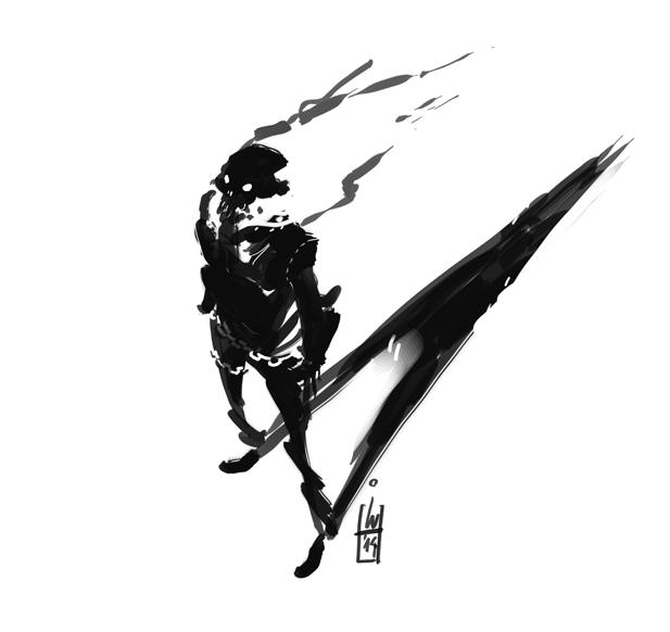 ghost rider by IgorWolski