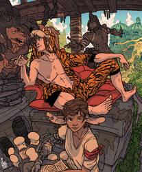 Tiger king by IgorWolski
