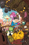 Adventure Time Comics #23 cover