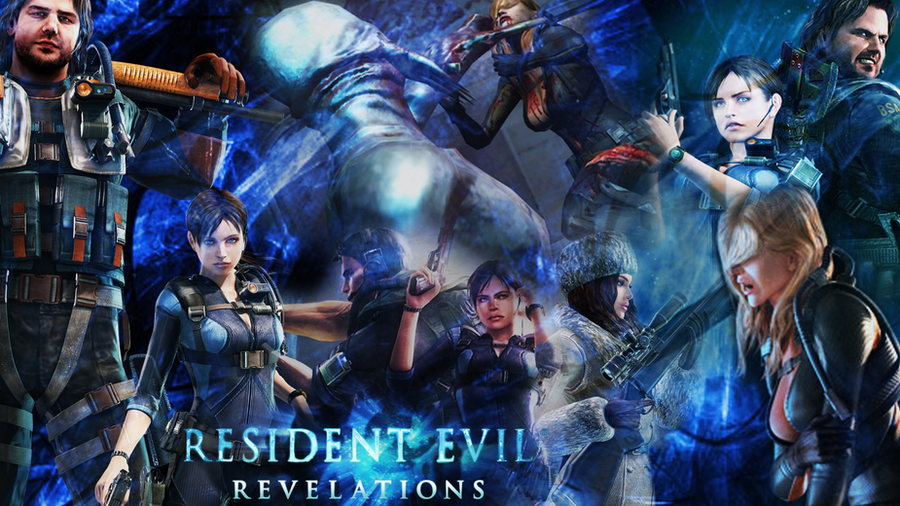 Resident Evil Revelations Wallpaper