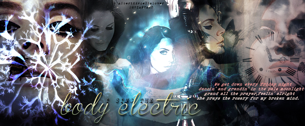 Body Electric. by AlbertXExcellaLover