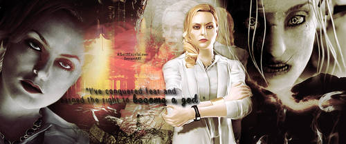 Alex Wesker by ilsirya