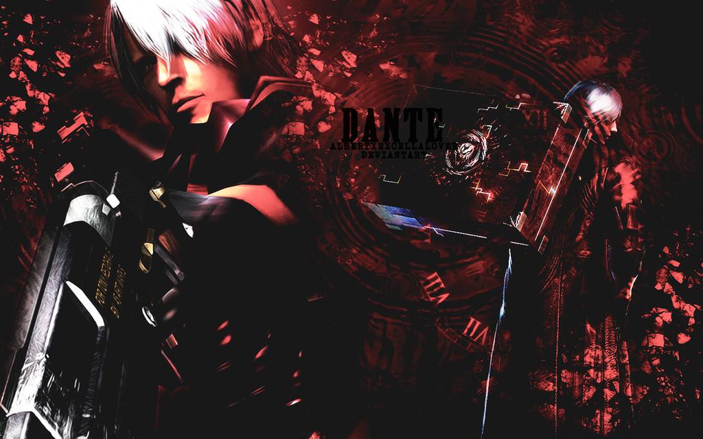 Dante Wallpaper by AlbertXExcellaLover