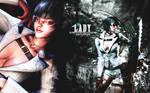 Lady Wallpaper by ilsirya