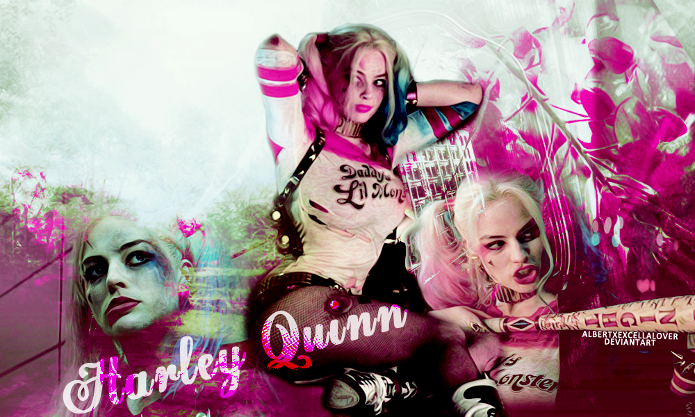 Harley Quinn by AlbertXExcellaLover