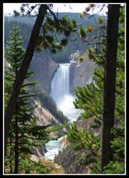 Upper Falls - Yellowstone
