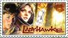 Ladyhawke Stamp