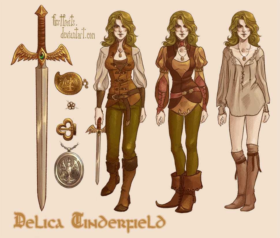 Delica Tinderfield by CrystalCurtis