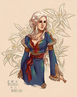 Cendre by CrystalCurtisArt
