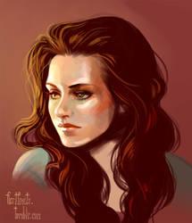 Kristen by CrystalCurtisArt