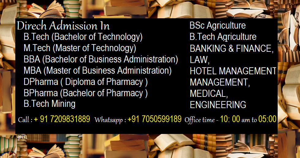 Direct Admissions