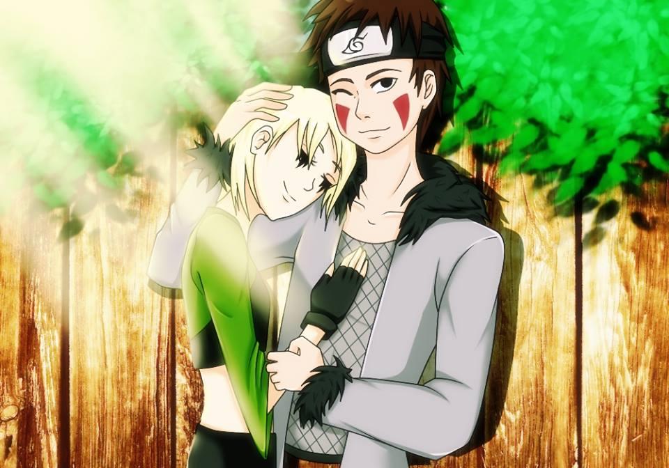 Kanea and Kiba by Kotsune154