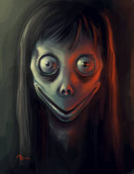 Momo by k1ssl0ta-art
