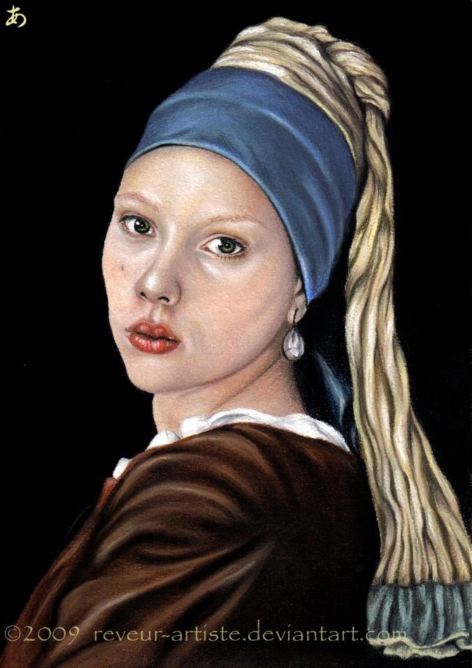 Scarlett by reveur-artiste
