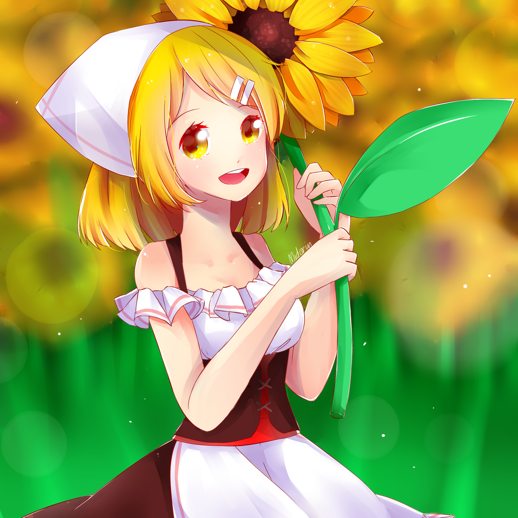 Sunflower (CMS) by YulHajinaKagahime132